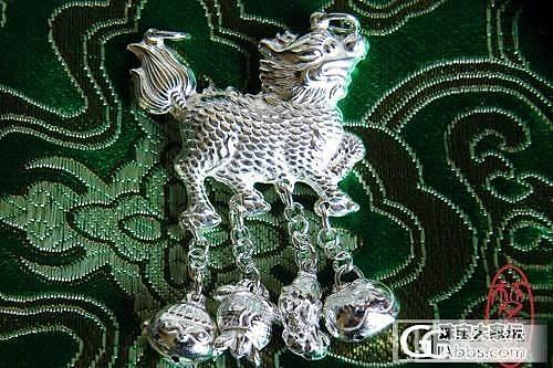 有人能开团的吗?求团个小孩的银手镯和银锁,银项圈也行,要比较特别的_珠宝