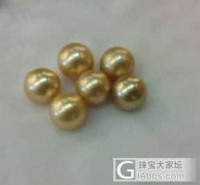 本人目前在孟加拉,可以代购南洋金珠和黑珍珠,天然非染色哦!_有机宝石