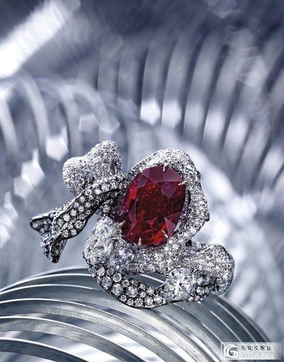 Cindy Chao或引领珠宝界现代主义风潮?_宝石刻面宝石