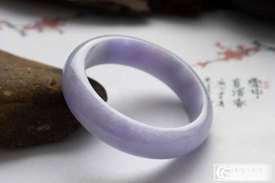 求购艳紫51.5-53口径的翡翠手镯_翡翠