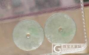 【冰冰翠】10月25日新货丝丝绿扣和绿水佛_翡翠