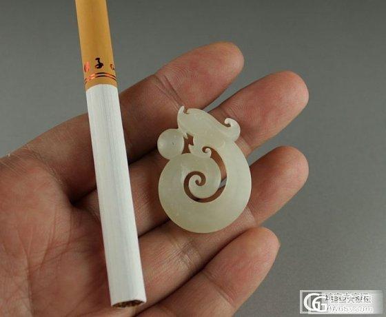 420元 翁仲、320元 龙、1050元 双龙璜*)冯家铺子_传统玉石