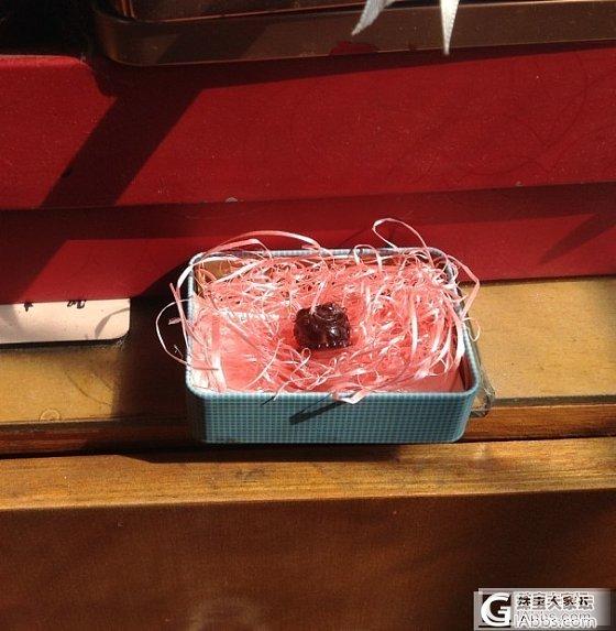 小兔兔开仓了。。。小舒。。。碧玺。。。翡翠。。。葡萄都有哈_宝石