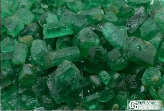 批饰品用的工业金绿猫眼宝石工业祖母绿宝石.电话13689533204_珠宝
