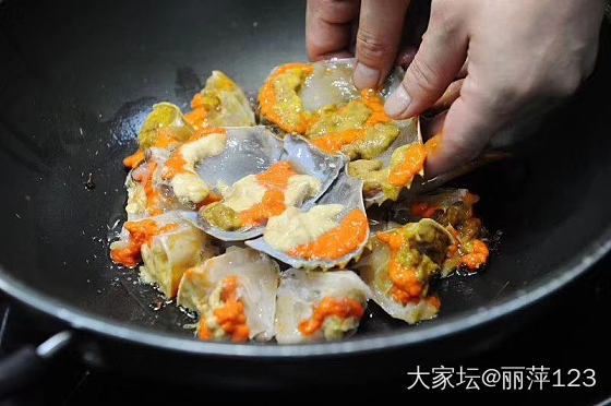 今晚吃蟹_食材美食