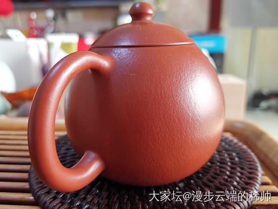 一把小龙蛋,120CC,在家独自享用最适宜,肉桂专用…_紫砂茶具