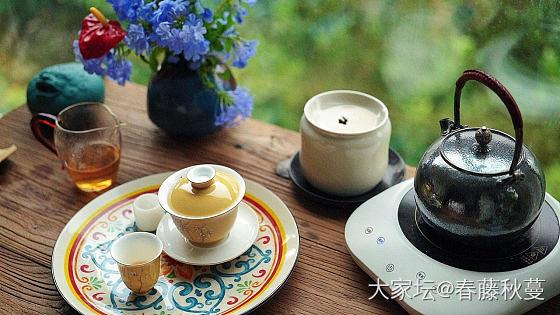 北京微雨,饮茶去湿_文玩