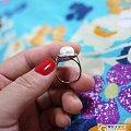 珍珠戒指,还有美丽加芬蜗牛新生乳液套装....