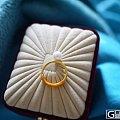 李师傅家改造的珍珠戒指...