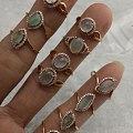 翡翠镶嵌戒指