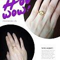 大家手上都戴了几个戒指?