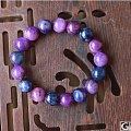 舒俱来 手链系列 外带蓝晶、月光石108佛珠!