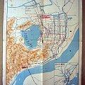 1974年杭州交通简图