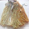 变彩超美价格亲民的欧泊珠串,手巧的可自创DIY哦