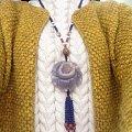DIY毛衣链