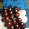 三串小叶紫檀手串,1.5,高油密,金星,老料