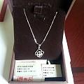周大福千足金项链,18K钻石项链,草莓晶,发晶,银项圈,科沃斯地宝,宝宝蚕丝...