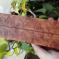 缅花镇纸、笔搁一套外加小叶紫檀文玩刷、小莲蓬
