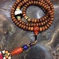 一串养了好久的老菩提,西藏收回来的文玩老货。