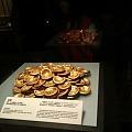 博物馆里的金器