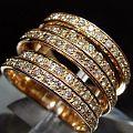 """钻石魅惑!""""贵的不一定是最对的""""现实版,最近为何迷上有设计感的佩戴实用型钻戒..."""