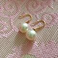 (暂定)出全新AAAA级日本AKOYA珍珠耳环,款式经典耐看