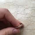 最近有点喜欢戒指,一个月收了三个爱妃