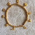 来来回回,折腾一年的十全十美黄金手链。