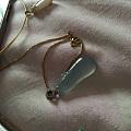 辣绿翡翠戒指、项链手链两用珠链、福瓜、大福黄金