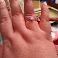 戴不下的结婚戒指