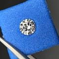 急售!带GIA证书,45分圆钻,F色/VS1/3EX/无荧光无奶绿咖。600...