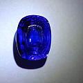 斯里兰卡天然变色蓝宝石,求估价