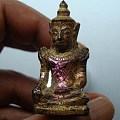 186克拉的尖晶石--------南传佛教造像