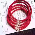 宝格丽幸运红绳