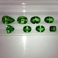 小沙沙和大家见面 大的也有 最喜欢沙弗莱的绿色 太养眼了