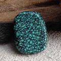 鸿运绿松石:瑕疵也可以这么美