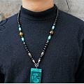 鸿运绿松石:如何挑选一款适合男士的项链