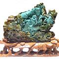 鸿运绿松石:十二月生辰石