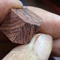 海黄紫油梨1.2手串原料到成品