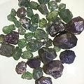 翠榴石-原石