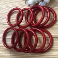 意大利沙丁红珊瑚手镯,项链V13366554496