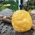 皇家之色彩·富贵金黄的波罗的海琥珀介绍