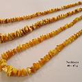 波罗的海原石项链手链