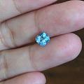 求估价 感觉这个蓝宝颜色挺特别