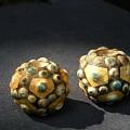 """一个爱文玩的""""盗墓者"""",给这颗珠子定了价!"""