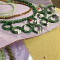 阳绿翡翠指环
