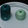 鸿运绿松石:松石浸水,出水芙蓉