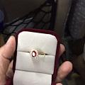 在泰国曼谷皇家珠宝中心买的1.15克拉红宝石值不值
