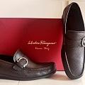 置闲 菲拉格慕Ferragamo男士皮鞋