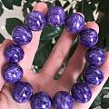 俄罗斯~紫龙晶(查罗石)